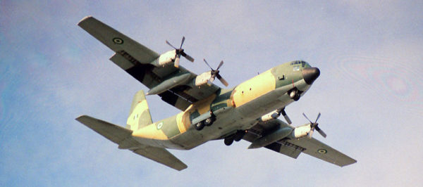 nigerian c130 microvanes - reducing carbon emissions in aerospace